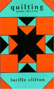 Quilting: Poems, 1987-1990