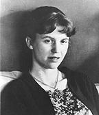 Sylvia Plath Portrait