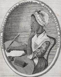Phillis Wheatley frontispiece