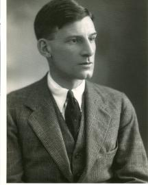 Siegfried Sassoon portrait