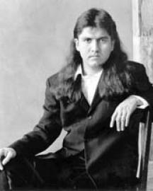Sherman Alexie Portrait