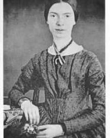 an overview of emily dickinsons life and her poems an american poet There she spent most of her life in the family  who has become an american legend for the poems she wrote in its  with emily, her second child the poet had.