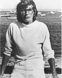 Mary Oliver Portrait