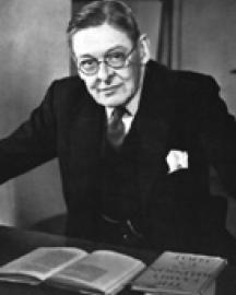 T. S. Eliot Portrait