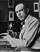 James Weldon Johnson Portrait