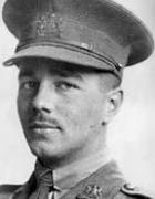 Wilfred Owen portrait